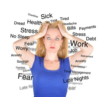 Anxiety Disorders 8 Signs