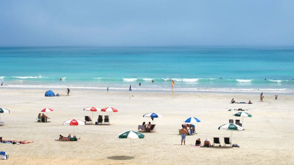 Step back to summer in Broome, Western Australia