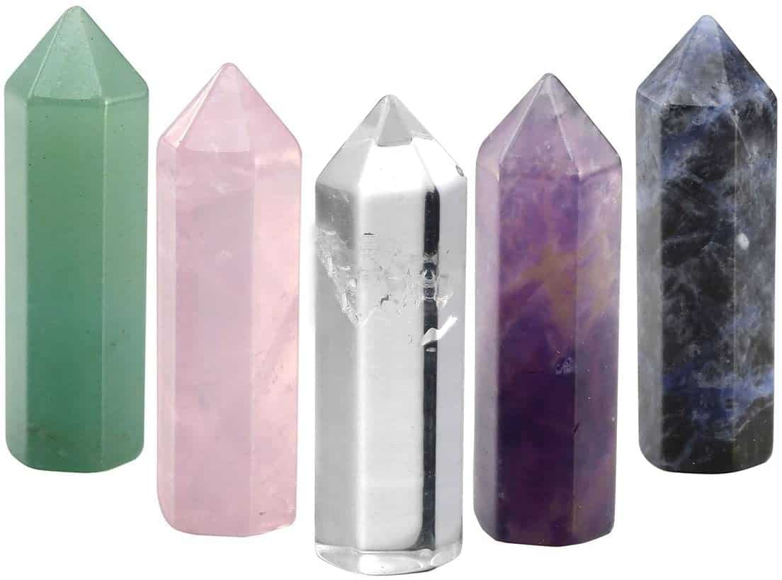 12 Healing crystal you should go for in 2021