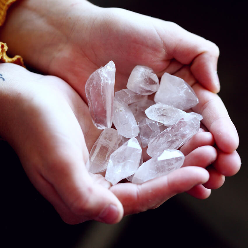 What is the Role of Crystals in Pain