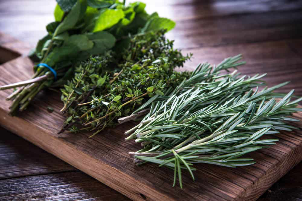 Herbs: 4 Basic Advantages