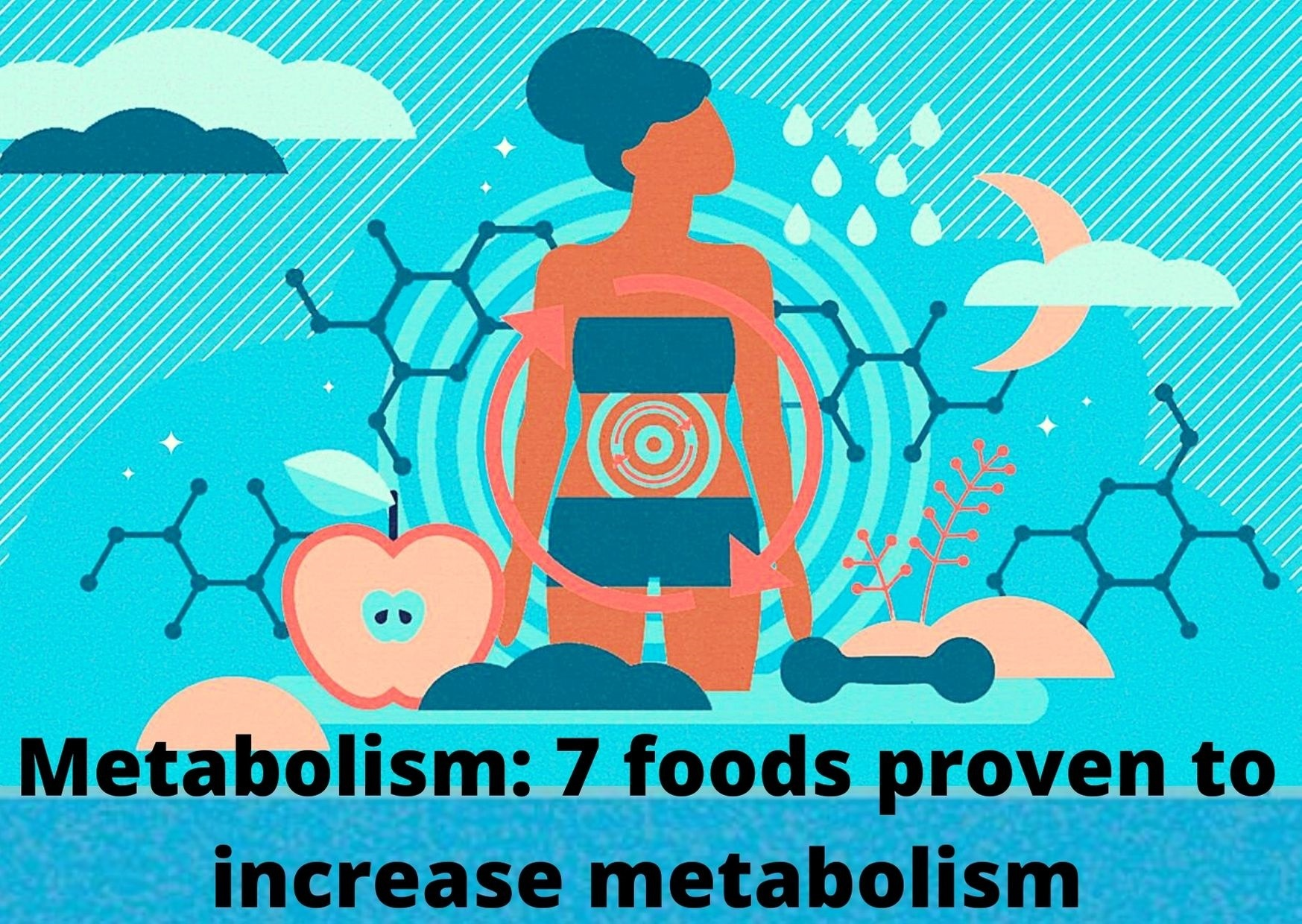 Metabolism: 7 foods proven to increase metabolism
